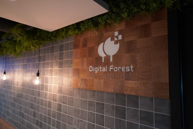 數位森林科技股份有限公司 環境照