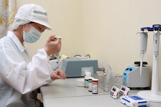 蘿拉生活事業有限公司 【農藥檢驗室】