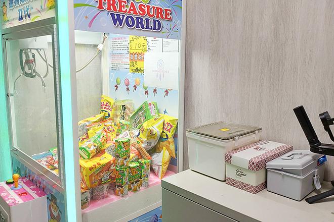 捕夢網數位生活有限公司 【3F夾娃娃零食機 休息時間歡迎練技(另設有正常直接拿來啃的零食櫃)】