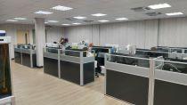 捕夢網數位生活有限公司 【3F辦公室環境 標配辦公桌與雙螢幕】