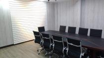 捕夢網數位生活有限公司 【會議室環境 座位充足,整潔明亮】