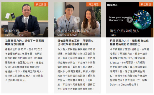 Deloitte_香港商德勤太平洋企業管理咨詢有限公司台灣分公司 環境照