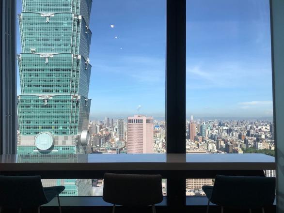 Deloitte_香港商德勤太平洋企業管理咨詢有限公司台灣分公司 【絕美的大樓辦公視野】