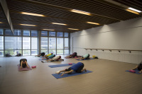 信源企業股份有限公司 - 身心舒展的瑜珈有氧教室