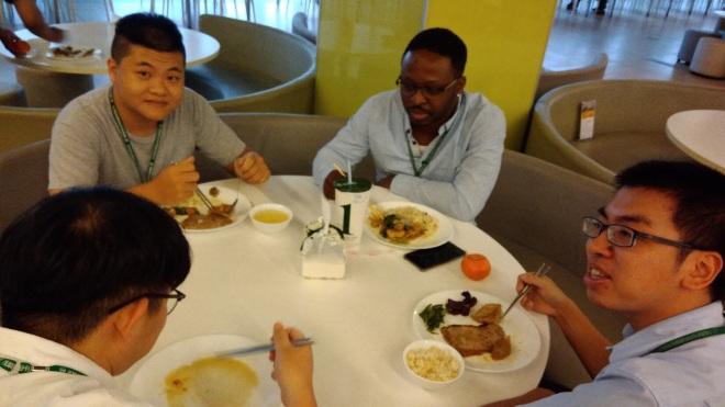 茂順密封元件科技股份有限公司 【員工餐廳,提供吃到飽且美味健康並獲得SGS認證的衛生伙食】