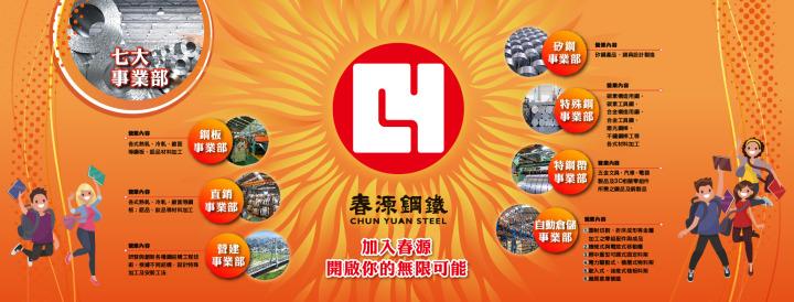 春源鋼鐵工業股份有限公司 環境照