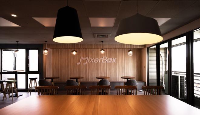 易享科技股份有限公司 【歡樂午餐與慶生的 MB Café】