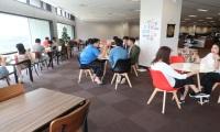 天堂遊戲有限公司 - 環境@員工用餐區