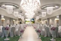 88號樂章婚宴會館_麗庭莊園有限公司 - 天空之城宴會廳