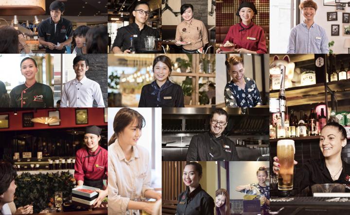 新加坡商創新亞太餐飲有限公司台灣分公司 環境照
