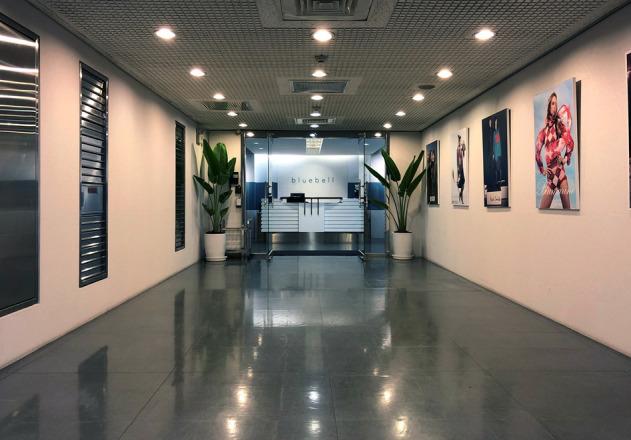 香港商藍鐘商業有限公司 環境照