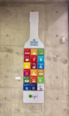 歐萊德國際股份有限公司 【歐萊德綠建築總部O'right Green Headquarters-落實聯合國國際發展永續發展目標(Sustainable Development Goals,簡稱SDGs)】
