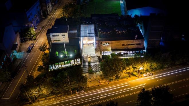 歐萊德國際股份有限公司 【歐萊德綠建築總部O'right Green Headquarters-外觀(夜)】