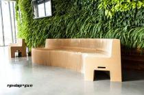 歐萊德國際股份有限公司 【歐萊德綠建築總部O'right Green Headquarters-綠色走廊】
