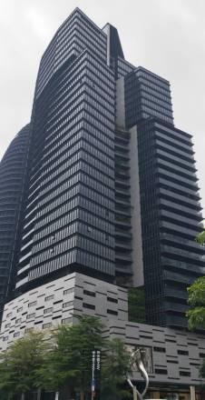 香港商天訊國際控股有限公司台灣辦事處 【辦公的大樓】