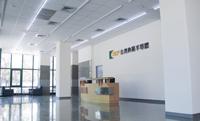 台灣典範半導體股份有限公司 - 明亮整齊的接待大廳