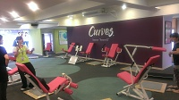 curves女性專用30分鐘健身中心_歐貝有限公司 環境照