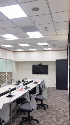 凌通國際有限公司 【大會議室~ 配置專業的視訊設備 】