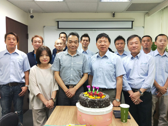 今網資訊科技股份有限公司台北分公司 【主管的加油打氣】