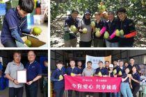 今網資訊科技股份有限公司台北分公司 【幫助小農一起採集柚子】