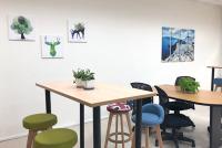 崧旭資訊股份有限公司 【公司特地安排可以刺激思考的空間,於工作時可以進行不同的氛圍和空間的轉換】