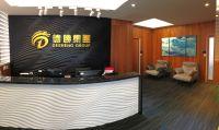 薩摩亞商德勝資訊軟體有限公司台灣分公司 【氣派的大門擺設 表達我們公司走向大企業的決心】