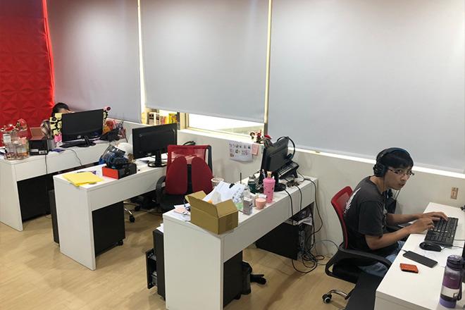 詠緁生物科技有限公司 【辦公室一角(影音企畫)】