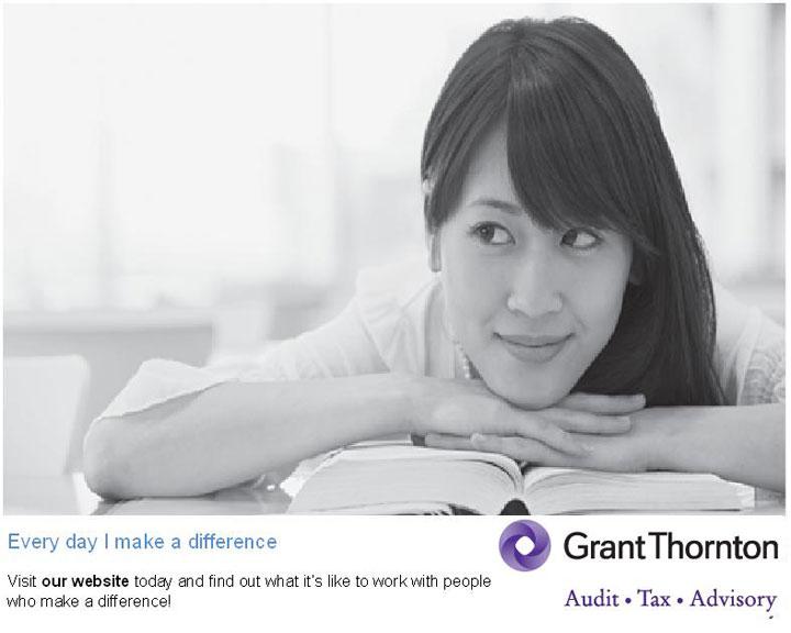 正大聯合會計師事務所(Grant Thornton) 環境照