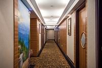 台北綠蒂飯店_盟城旅社有限公司 【走廊Hallway 】