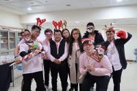 文德福網絡服務有限公司 【團康活動-聖誕趴踢】
