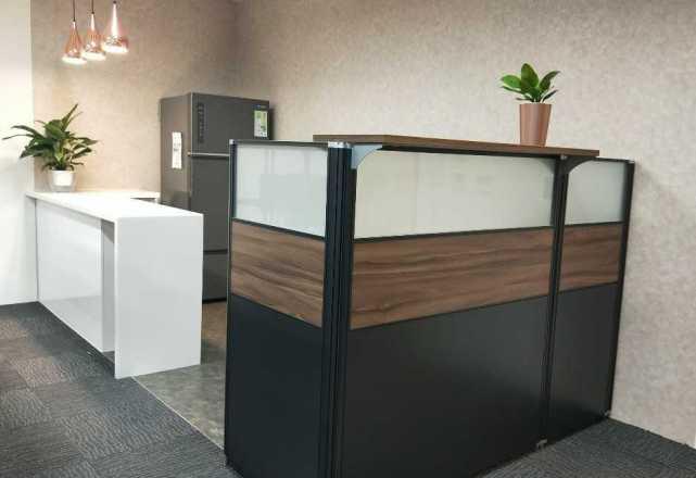 庫果股份有限公司 【辦公區附設吧台、冰箱,每日提供現煮咖啡、零食櫃】