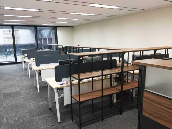 庫果股份有限公司 【台北辦公室一隅】