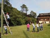 台灣艾瑪文化事業股份有限公司 【進階式教育訓練-將帥營外訓體驗。】