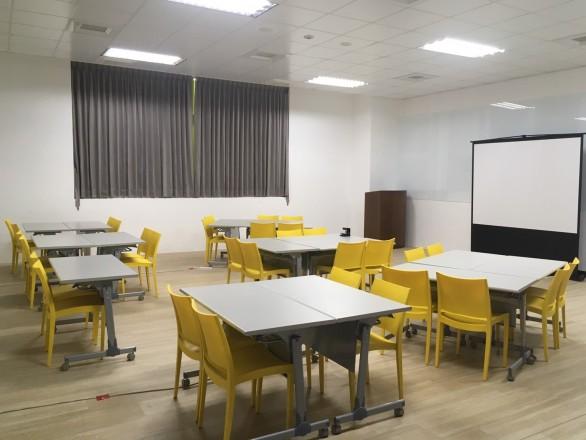 高明鐵企業股份有限公司 【教育訓練室】