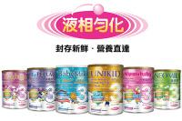 佑爾康國際股份有限公司 【液相勻化系列奶粉-封存新鮮,營養直達】