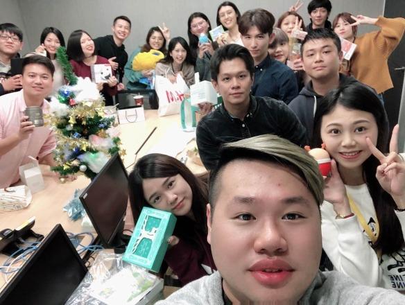 智鈦星平台服務有限公司 【聖誕節交換禮物】