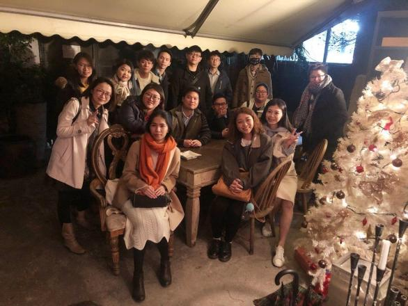 智鈦星平台服務有限公司 【2019聖誕聚餐】