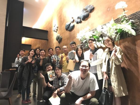 吳省斯建築師事務所 【不定期員工聚餐】