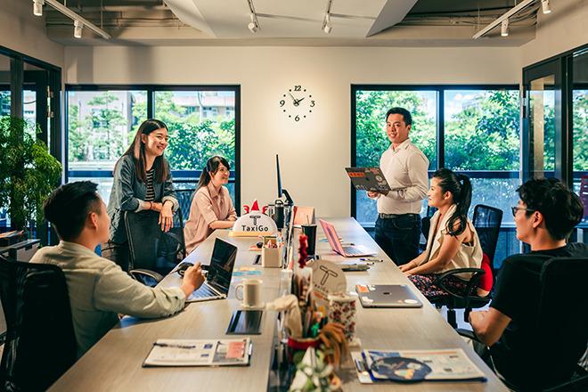 觔斗雲聯網科技股份有限公司 【充滿創意與行動力,並樂於彼此分享與學習的工作環境】