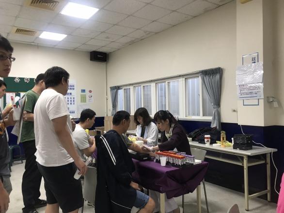 明台化工股份有限公司 【員工健康檢查】