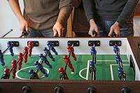 點點印_黑米數位股份有限公司 【休息時間,讓大家可以放鬆玩玩手足球】