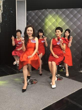 橋星廣告製作有限公司 【購物台LIVE 模特兒見證】
