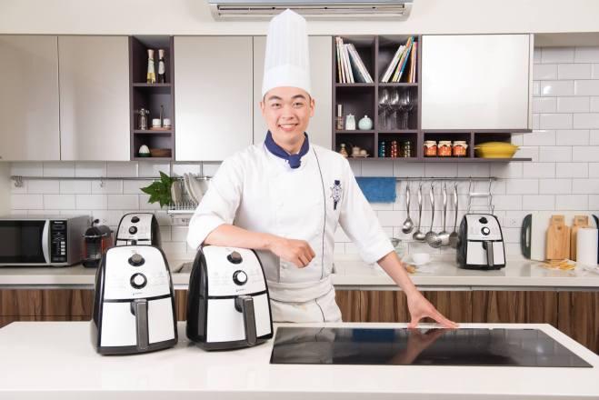橋星廣告製作有限公司 【氣炸鍋 鍋具代言通告】