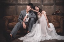 橋星廣告製作有限公司 【婚紗平面雜誌拍攝】