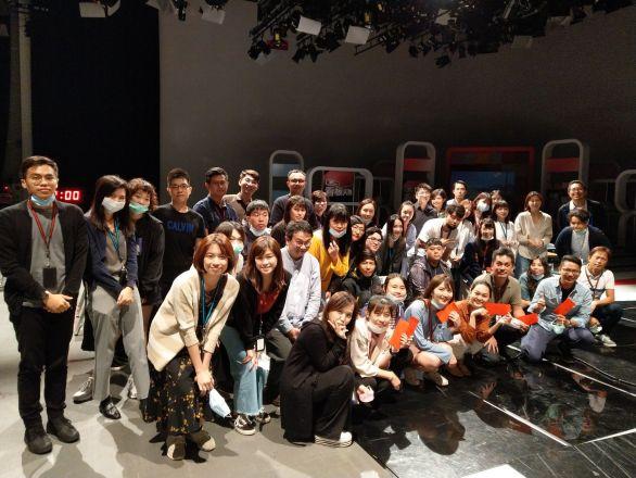 TVBS_聯利媒體股份有限公司 【每月新人訓練】