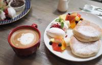 福岡鬆餅cafe del sol_雅荃有限公司 環境照