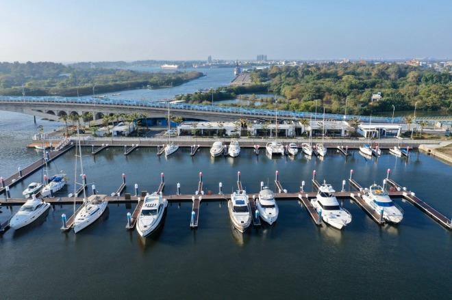 亞果遊艇開發股份有限公司 環境照