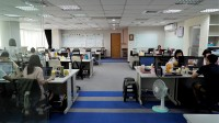 跨際數位行銷有限公司 【寬敞又舒適的辦公環境】