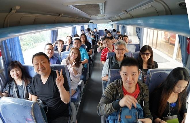陳立教育事業股份有限公司 【輕鬆愉快的旅遊活動】
