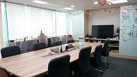 信諾科技有限公司 【寬敞的公共空間及會議室, 總是團隊合作與創意互動】